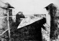 """The world's oldest surviving camera photograph, """"View from the Window at Le Gras"""", created by Nicphore Nipce in 1826 or 1827 at Saint-Loup-de-Varennes, France [1920  1334] #HistoryPorn #history #retro http://ift.tt/1X3Szpp (Histolines) Tags: camera france history by or retro created photograph worlds timeline oldest 1920 surviving the 1826 1334 1827  vinatage nicphore nipce viewfromthewindowatlegras historyporn saintloupdevarennes histolines httpifttt1x3szpp"""