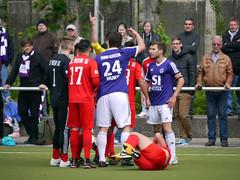 Oberliga, 15. Mai 16: Charlottenburger FC Hertha 06 vs. TeBe 0:2 (Tennis Borussia Berlin) Tags: sports sport soccer 06 sportplatz hertha cfc fusball tebeberlin tennisborussiaberlin brahestrase
