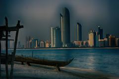 Abu_Dhabi_City (Lothar Heller) Tags: city architecture uae emirates abudhabi architektur abu dhabi emirate vae