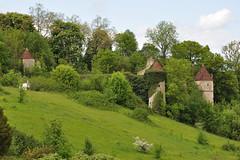 Ruines au printemps (Arcy-sur-Cure - Bourgogne) (Graud de St G) Tags: bourgogne 89 ruines yonne arcysurcure