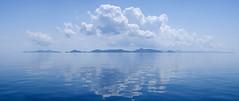 Calm tropical sea in Philippines (Twilight Tea) Tags: philippines april elnido palawan 2016 taoexpedition httptaophilippinescom