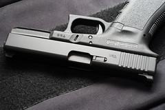 Glock 17 (mikeg556) Tags: pistol service handgun 9mm glock