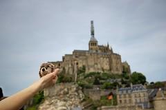 Mont-Saint-Michel (Fido_le_muet) Tags: saint michael brittany bretagne michel 35 et mont archangel montsaintmichel ille 2016 vilaine archange