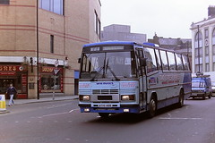 VFM BUSES (NORTHERN) 5116 A716ABB (bobbyblack51) Tags: buses newcastle all tiger transport 1995 northern 3200 types paramount leyland vfm plaxton 5116 of a716abb