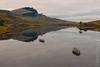 Loch Fada, Isle of Skye. Scotland (Carlos J. Teruel) Tags: cloud mountain skye sunrise scotland nikon isleofskye amanecer highland nubes reflejos oldmanofstorr filtros lochfada xaviersam carlosjteruel d800e