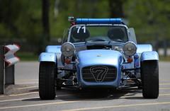 IMG_9001: Caterham Seven (i_am_lee_sam) Tags: auto car racetrack race track day lotus 7 seven corps farms blackhawk caterham hpde 2016