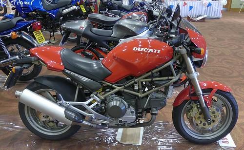 1999 Ducati M900 Monster 899cc