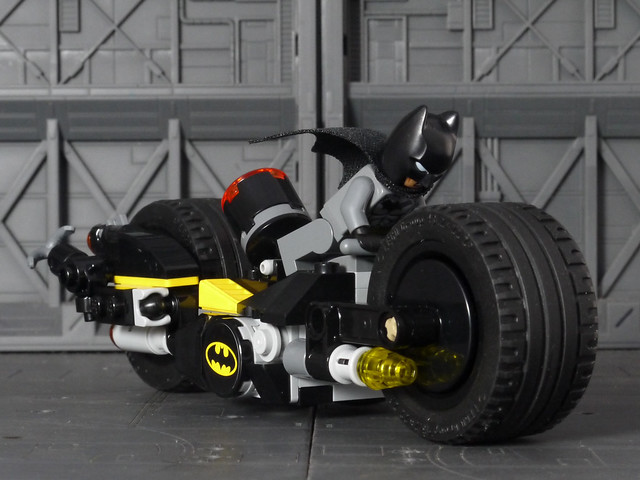 [LEGO] 76053 Batman™: Gotham City Cycle Chase