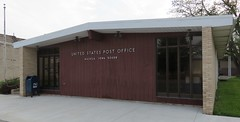 Post Office 50658 (Nashua, Iowa) (courthouselover) Tags: iowa ia nashua postoffices chickasawcounty
