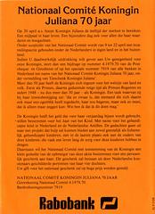 Vorstenhuis (Steenvoorde Leen - 1.8 ml views) Tags: haarlem bernard foto den juliana huis haag 70 1979 prins soestdijk gezin rabobank prinsbernard koninklijk koningin nationaal koninginjuliana kruseman persbureau koninklijkhuis vorstelijk thuring konongin