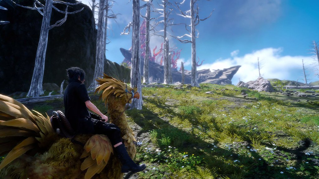 Final Fantasy XV is Fully Utilizing the by BagoGames, on Flickr
