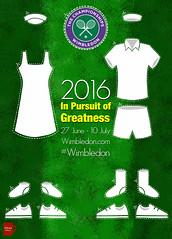 Wimbledon: Poster #7
