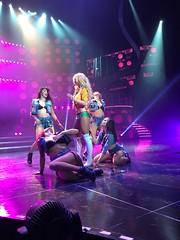 IMG_6322 (thekrisharris) Tags: las vegas music me work dance costume concert theater spears nevada casino pop resort nv hollywood bitch singer blonde planet piece britney axis