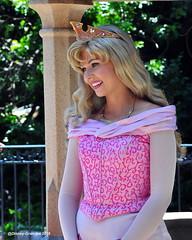 Princess Aurora_3205 (Disney-Grandpa) Tags: portrait disneyland disneyprincess princessaurora