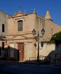 Favignana (Isole Egadi) - piazza Sant'Anna (ikimuled) Tags: favignana egadi