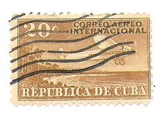 Stamps Cuba 5 (hytam2) Tags: post mail stamps stamp postage republicadecuba correoaerointernacional