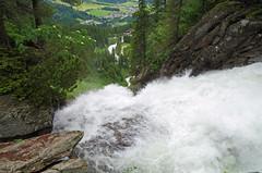 Die Macht des Wassers (brunoremix) Tags: sterreich alpen hohe krimml pinzgau tauern bramberg kitzbheler