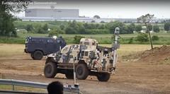 Eurosatory 2016 Live Demonstration - Streit Group Scorpion AFV 02 (uaeras) Tags: show live group scorpion demonstration vehicle armored gladiator wth afv armoured 2016 streit eurosatory