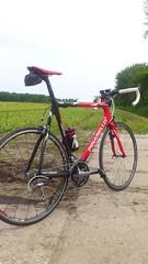 DSC_0017 (Craftworks70) Tags: paris bike cx most elite fp pina wiki castelli noordholland fsa fp6 pinarello bicicletta onda fizik arione northwave cicli continentalultrasport 64cm shimanors80 6ft6 fulcrumracingquattro 5211 46hm3k