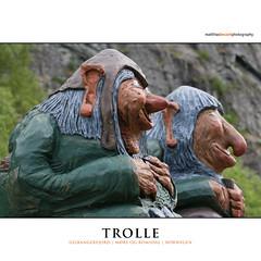 TROLLE (Matthias Besant) Tags: travel tourism norway outdoors norge urlaub north norden skandinavien scenic norwegen troll fjord scandinavia geiranger geirangerfjord matthiasbesant