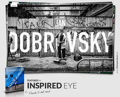 Inspired eye 35 (Jan Dobrovsky) Tags: eye magazine inspired 35 theinspiredeye