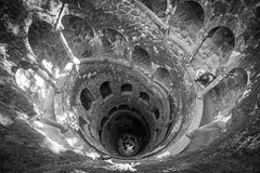 The Initiation Well (D A Scott) Tags: portugal de spiral la sintra well quinta initiation regaleira laquintaderegaleira