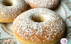 Ricetta ciambelle soffici senza burro (RicetteItalia) Tags: cucina dolci ricette ciambelle