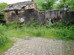 Derelict building, Rainford St Helens (Lazenby43) Tags: sthelens dereliction rainford