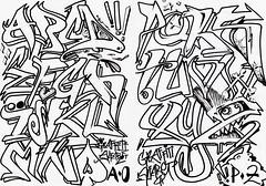 ABC by SHEIK2 (sheik sheik) Tags: graffiti abc alphabet