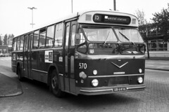 GVB 570 (Olga and Peter) Tags: amsterdam nederland gvb aec 570 verheul ub6416 19751017