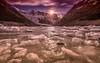 In Beautiful Light (晶莹透亮) (Ping...) Tags: light sunset patagonia mountain ice rock clear iceberg frozenlake floatingice glaicer patagoniaargentina cerrotorre losglaciaresnationalpark lagunatorre