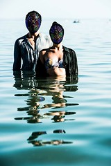 NylonGroup (Noval Goya) Tags: summer portrait art love water nikon mask blind crystal deep sigma twinkle colored noface fx tamron shining 70200 34 scatch 24105 2470 brighting nylongroup