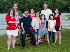 Family pic (chadsellers) Tags: caroline chad charlie ea grams jen leah molly unclecharles unclescott