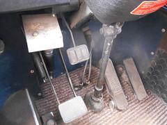 Newton's H155 DJU Cab (welsh bus 16) Tags: volvo cab barry paramount newtons 3500 plaxton b10m scotlandandbates h155dju