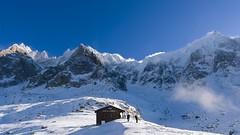 Winter, Hiver !... (Claude Jenkins) Tags: winter snow france cold vent nikon wind hiver neige chamonix froid montblanc aiguilledumidi hautesavoie d610 nikonflickrtrophy