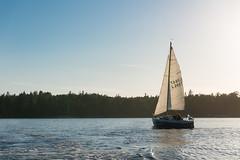 Sailing (JarkkoS) Tags: sunset sport espoo finland boat sailing boating fi d800 uusimaa suvisaaristo 2470mmf28eedafsvr