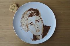 justin bieber (pedalstrike) Tags: foodart maplecookies justinbieber beiber