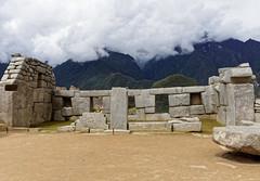 Świątynia trzech okien | Temple of the three Windows
