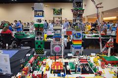 2016-06-18 Brickworld-59 (z3ro1) Tags: lego cube brickworld weightedcompanioncube minecraft