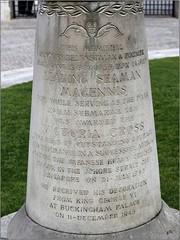James Joseph Magennis VC Memorial, Belfast (BangorArt) Tags: japan memorial singapore belfast medal submarine ww2 northernireland ni takao vc ulster worldwartwo victoriacross heavycruiser hmsganges paulanderson bangorart leadingseaman jamesjosephmagennis xe111 jahorestrait