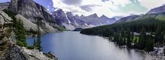 Moraine Lake, Canada (T.Recknagel) Tags: canada alberta morainelake