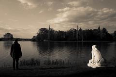 Wrlitzer gardens (elisachris) Tags: nature sepia landscape natur romance monochrom landschaft ricohgr romantik wrlitzergrten