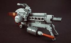 WunderWaffe Spinne Pz.Kpfw I (Marco Marozzi) Tags: robot lego weapon ww2 marco mecha minifigure moc granade dieselpunk marozzi legodesign legomech