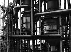 """Boilers"" (giannipaoloziliani) Tags: blackandwhite italy plant scale monochrome iron factory details tubes steam pressure biancoenero metals impianto kettles acciaio ferro boilers tubi inox fabbrica povalley pressione metallo monocromatico vapore caldaie bollitori giannipaoloziliani"
