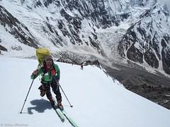 048-Al final del corredor(Hlias Millerioux) (ferran_latorre) Tags: nangaparbat pakistan esqudemuntanya alpinism alpinisme ferranlatorre cat14x8000 expedition