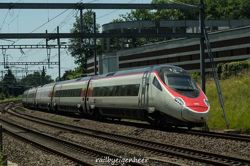 """SBB CFF FFS RABe 503 012 """"Ticino"""" EC 39"""