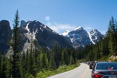 DSC_0535 (J F Wolford) Tags: park canada national alberta banff morainelake