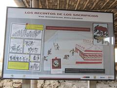 """La Huaca de la Luna: les sacrifices humains. <a style=""""margin-left:10px; font-size:0.8em;"""" href=""""http://www.flickr.com/photos/127723101@N04/27907478356/"""" target=""""_blank"""">@flickr</a>"""