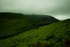 The White House (Costigano) Tags: ireland irish house mist mountain green rain canon landscape eos haze outdoor whitehouse hills valley wicklow