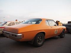 1971 - Holden Monaro (Jasonito) Tags: paris classic car russia rally olympus retro oldtimer motor  omsk challenge peking 6th omd the 2016    em5   parispeking beijingparis   panasonic14140mmf4058 omdem5